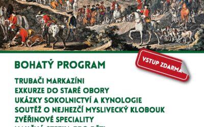Národní myslivecké slavnosti na Ohradě